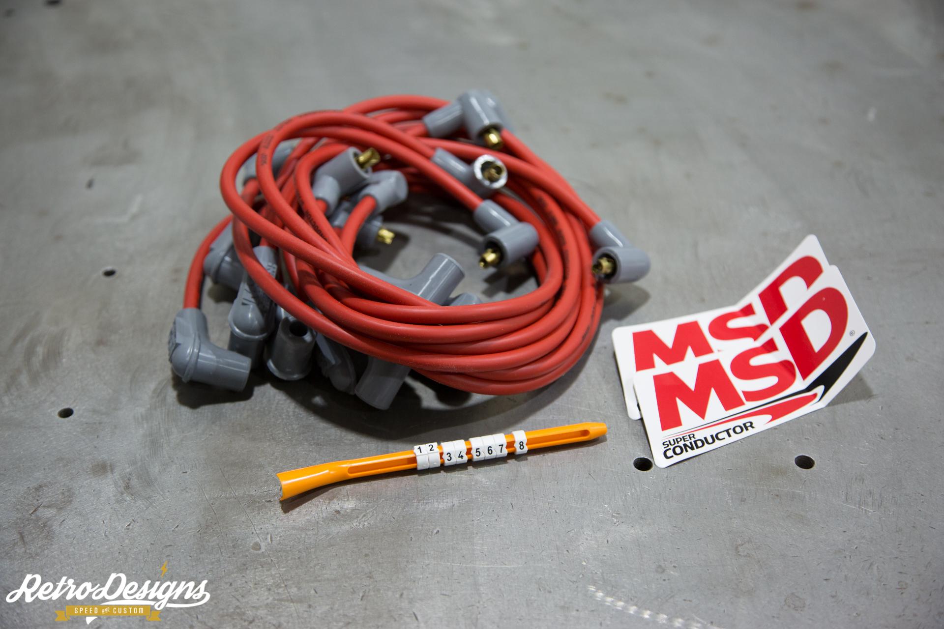 Retro Designs Speed & Custom | Universal MSD Wires
